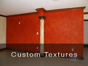 Custom Wall Textures