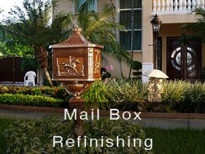 Mail Box Refinishing